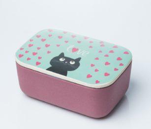 Blb806 Lunch Box Cat