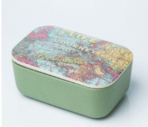 Blb808 Lunch Box Map