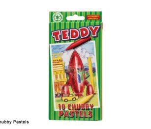 Chubby Pastels 10pc