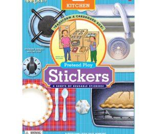 Eeboo Pretend Play Stickers Kitchen 2