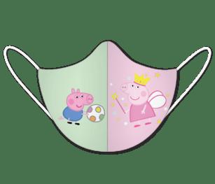 Facemask Kids Impression2 Panels Peppa5