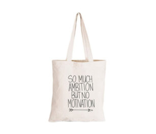no motivation