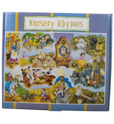 Pz Look N Listen Nursery Rhymes 24pc Cd